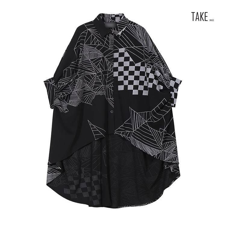 New Fashion Style Hipster Batwings Sleeve Blouse Fashion Nova Clothing