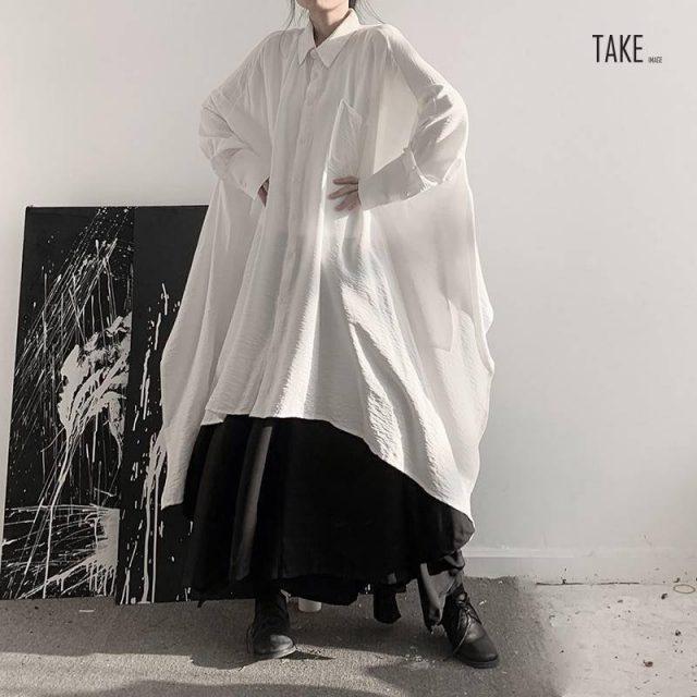 New Fashion Style Stylish Over Sized Blouse Fashion Nova Clothing TAKE IMAGE