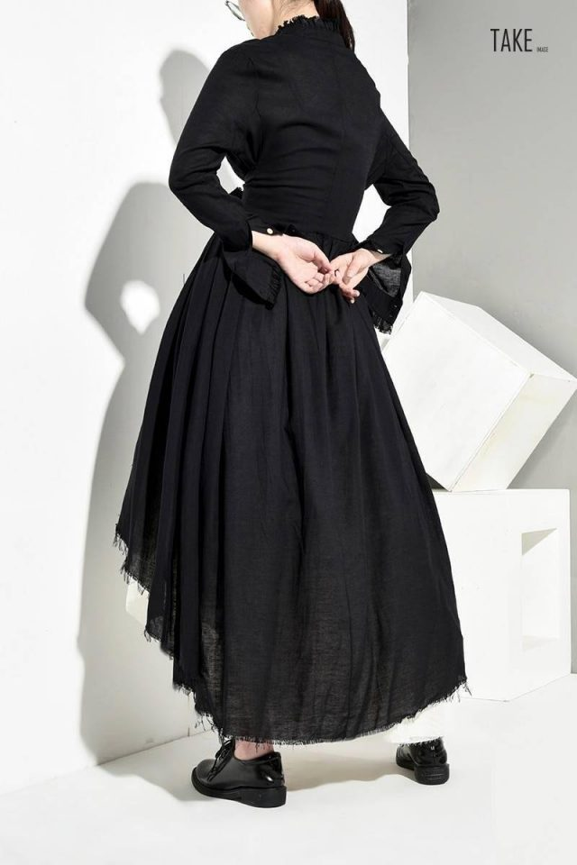 New Fashion Style Asymmetrical Half-body Skirt Two Pieces Suit Fashion Nova Clothing TAKE IMAGE
